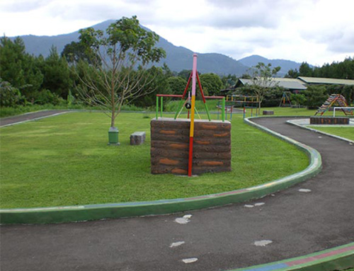 lembah-bougenville-resort-bike-track